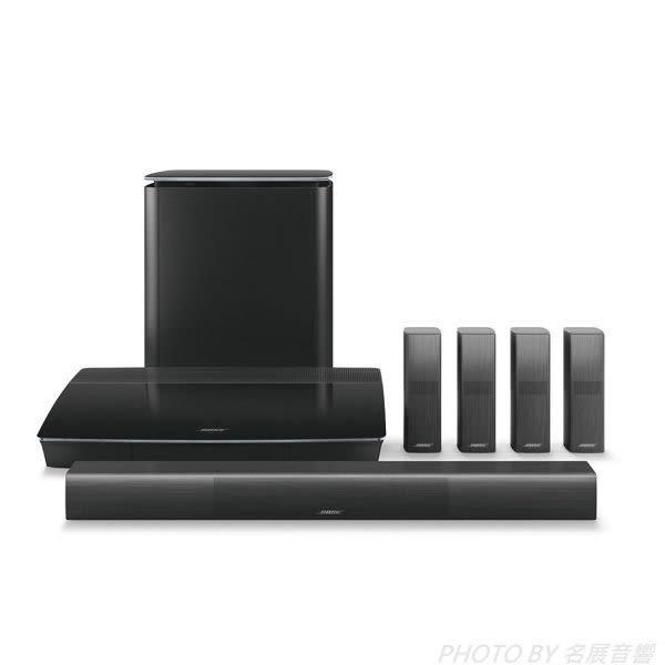24分期0利率 美國品牌 BOSE LifeStyle LS650 5.1 聲道家庭劇院 Wi-Fi藍牙( 含喇叭架 ) 黑色款