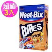 Weet-Bix 澳洲全穀片 MINI杏桃口味 3盒入(500g/盒)