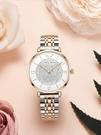 正品阿瑪尼滿天星手錶女士2020新款十大名牌簡約氣質輕奢代用女表