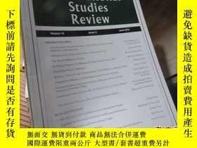 二手書博民逛書店international罕見studies review vo
