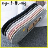 MG 堆堆襪-短襪純棉淺口硅膠防滑低幫隱形船襪