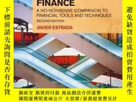 二手書博民逛書店Ft罕見Guide To Understanding Finance: A No-nonsense Compani