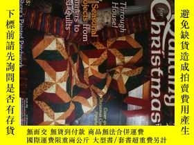 二手書博民逛書店Quilting罕見for Christmas Magazine