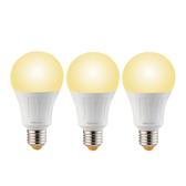 (組)Toshiba 14W 廣角 LED燈泡  燈泡色3入