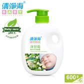 清淨海 BABY系列洋甘菊嬰幼兒洗髮露 600g (6入組)