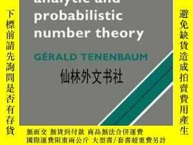 二手書博民逛書店【罕見】Introduction To Analytic And Probabilistic Number The