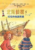 (二手書)北海偵探(5):沉沒的海盜寶藏