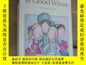 二手書博民逛書店Little罕見Women & Good Wives 英文原版大