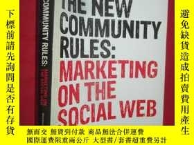 二手書博民逛書店The罕見New Community Rules: Market