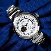 SEIKO 精工 / 4R38-01L0S.SSA829J1 / LUKIA 璀璨星光機械不鏽鋼手錶 銀色 34mm