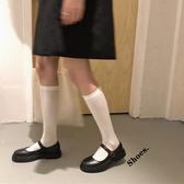 JK鞋 日系JK鞋女英倫秋季學生學院風瑪麗珍單鞋洛麗塔基礎款jk制服鞋 夏季上新