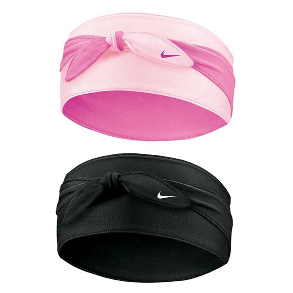 NIKE 可調式頭帶 止汗帶 吸汗頭巾 吸濕排汗 WOMEN S TRAINING系列 N0002562【樂買網】