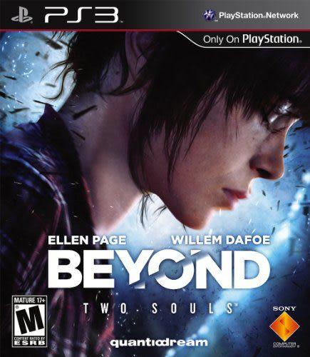 PS3 BEYOND: Two Souls 超能殺機:兩個靈魂(美版代購)