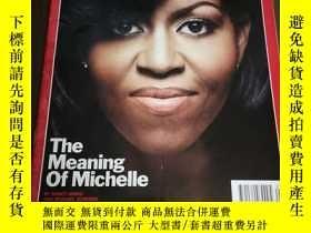 二手書博民逛書店TIME罕見:THE MEANING OF MICHELLEY1