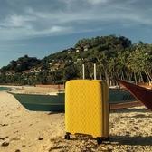 Verage 維麗杰 25吋耐熱耐酸鹼耐摔大容量超輕量附安全扣可擴充行李箱 鑽石風潮系列 原廠公司貨