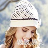月子帽 孕婦帽 月子帽 韓版防頭風 產婦帽 漂亮蝴蝶結帽 LN6641 【極致男人】