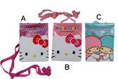 【卡漫城】 識別証套 任選二 ㊣版 Hello Kitty Twin Stars Kikilala 雙子星 悠遊卡 掛繩 證件套 名牌套