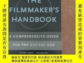 二手書博民逛書店The罕見Filmmaker s Handbook:A Comprehensive Guide for the D