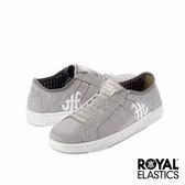 Royal Elastics Icon Washed 經典運動鞋-米灰條紋