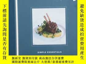 二手書博民逛書店Simple罕見Essentials: Beef, Lamb a