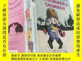 二手書博民逛書店horrid罕見henry and the abominable snowman:.可怕的亨利和可惡的雪人:Y