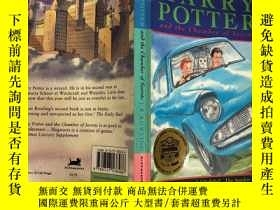 二手書博民逛書店Harry罕見Potter and the Chamber of Secrets 哈 利波特與密室,,Y200