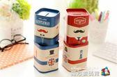 儲蓄罐英倫風韓國創意可愛個性成人個性兒童生日禮物裝硬幣存錢罐 igo魔方數碼館