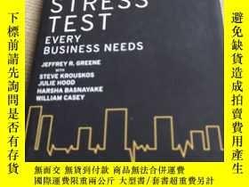 二手書博民逛書店THE罕見STRESS TEST EVERY BUSINESS NEEDSY314398 看圖 看圖