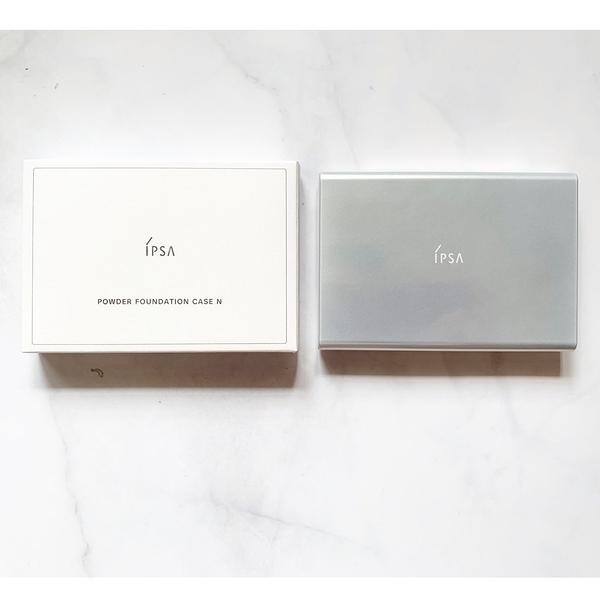 IPSA 茵芙莎 粉餅盒 (誘光控油雙色粉餅專用) (台灣專櫃正貨)【芭樂雞】
