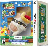 3DS 與波吉一起!耀西 毛線世界 amiibo(美版代購)