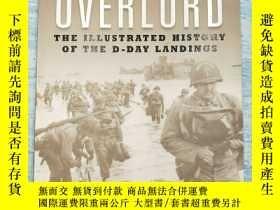 二手書博民逛書店Overlord:罕見The Illustrated Histo
