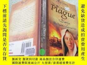 二手書博民逛書店the罕見great plague :the diary of Alice paynton,London1665-