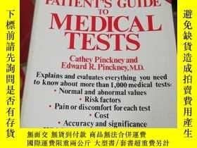 二手書博民逛書店the罕見patient s guide to medical testsY26220 見圖 見圖 出版19