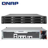 QNAP 威聯通 REXP-1220U-RP 12Bay NAS 擴充櫃