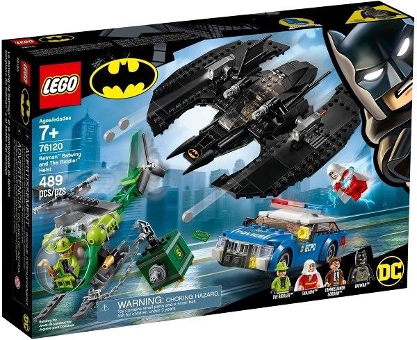 樂高LEGO SUPER HEROS 超級英雄 DC 蝙蝠俠與沙贊 76120 TOYeGO 玩具e哥