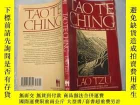 二手書博民逛書店Tao罕見Te Ching:The Classic Book of Integrity and the Way【英
