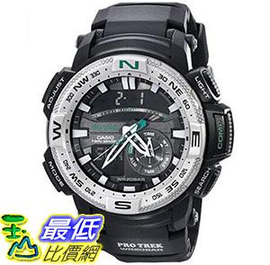 [美國直購] 手錶 Casio Mens PRG-280-1CR PRO TREK Analog-Digital Display Quartz Black Watch