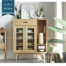 【新竹清祥傢俱】NLF-51LF04 -北歐山毛櫸全實木收納櫃 收納 簡約 臥室 床組