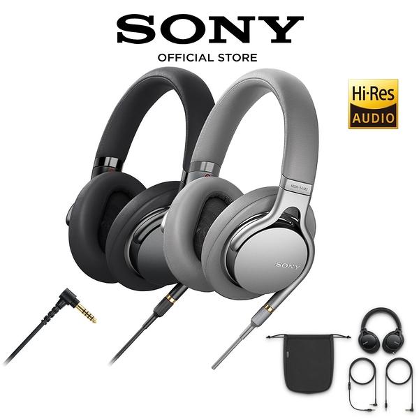 SONY MDR-1AM2 耳罩式立體聲耳機 另附 4.4mm 平衡傳輸線展現高音質表現