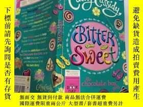 二手書博民逛書店cathy罕見Cassidy bitter sweet 凱茜·卡西迪苦甜..Y200392