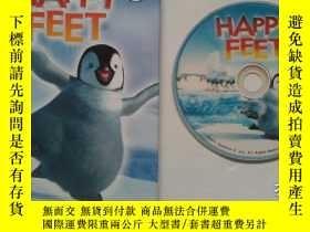 二手書博民逛書店英文原版繪本Happy罕見Feet Book of the Fi