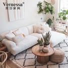 沙發 日式沙發小戶型布藝現代簡約北歐公寓客廳科技布貴妃沙發