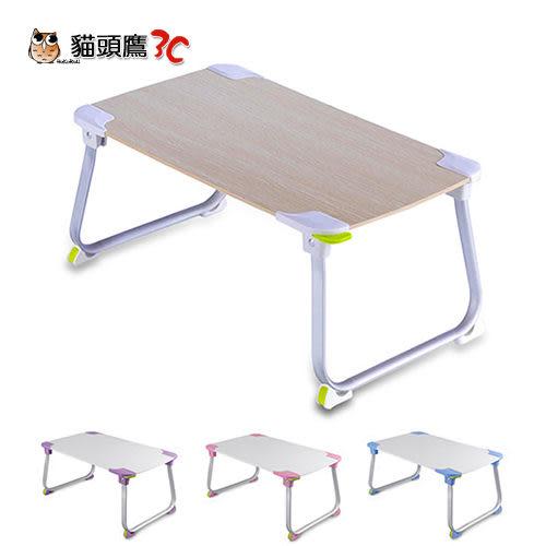 【貓頭鷹3C】超輕多功能折疊NB電腦桌(LY-NB18) [LY-NB18]