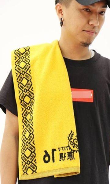 運動毛巾 原視 紀念毛巾