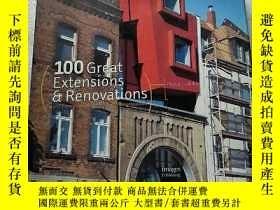 二手書博民逛書店100罕見Great Extensions & Renovati