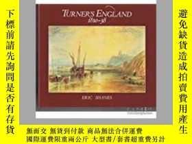 二手書博民逛書店Turner s罕見England, 1810-38Y28384