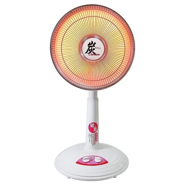 【中彰投電器】華冠(14吋/定時)碳素電暖器,CT-1429A【全館刷卡分期+免運費】