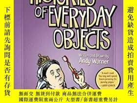二手書博民逛書店Brief罕見Histories Of Everyday ObjectsY256260 Andy Warner