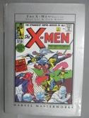 【書寶二手書T1/漫畫書_POY】MARVEL_The X-Men (1)