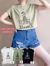 [預購+現貨]韓國-素描唐老鴨T(3色)-上衣-74002760 -pipima-53